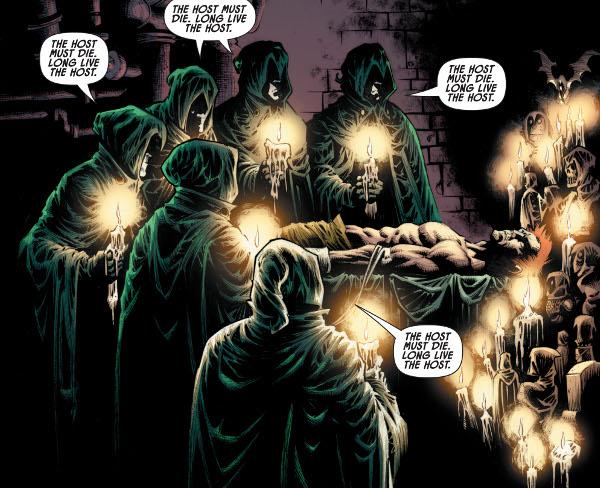 Detective Comics #1006 comic review