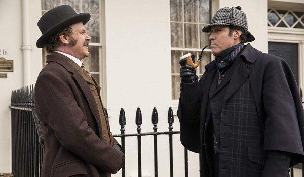Holmes & Watson Blu-ray review