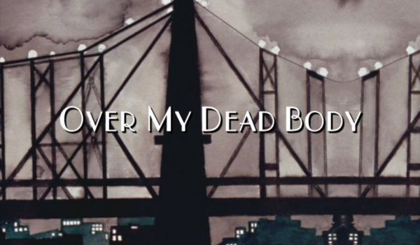 A Nero Wolfe Mystery - Over My Dead Body television review