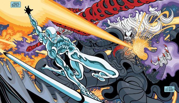 Silver Surfer: Black #2 comic review