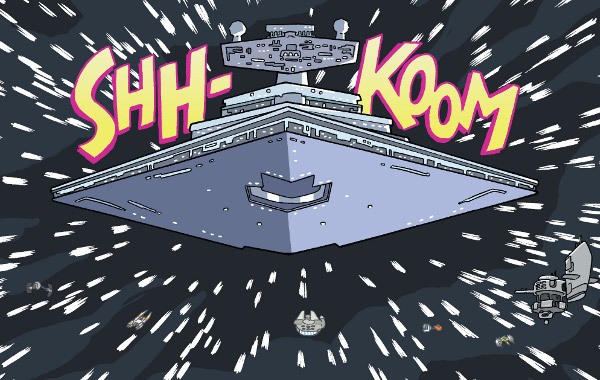 Star Wars Adventures #23 comic review