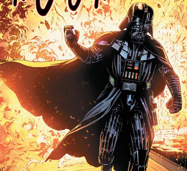 Star Wars: Target Vader #1 comic review