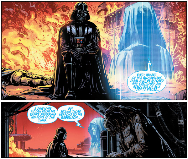 Star Wars: Target Vader #1 comic review