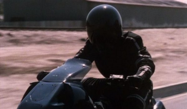 Street Hawk - A Second Self television review