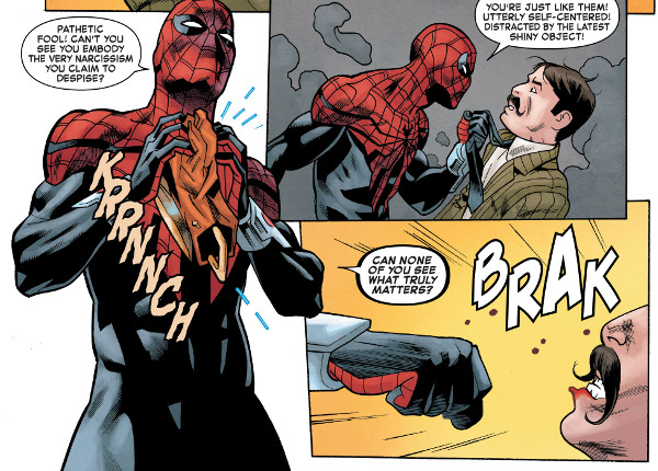 The Superior Spider-Man #9 comic review