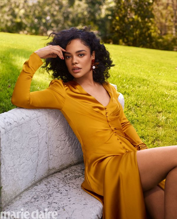 Tessa Thompson - Marie Claire (July 2019)