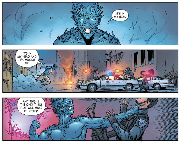 The Wild Storm #24 comic review