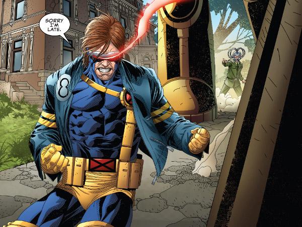 Uncanny X-Men #22 comic review