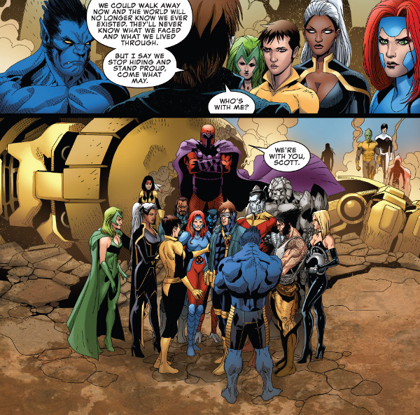 Uncanny X-Men #22 comic review