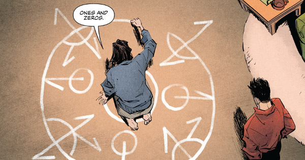 Angel #3 comic review