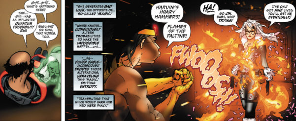 Black Cat #3 comic review