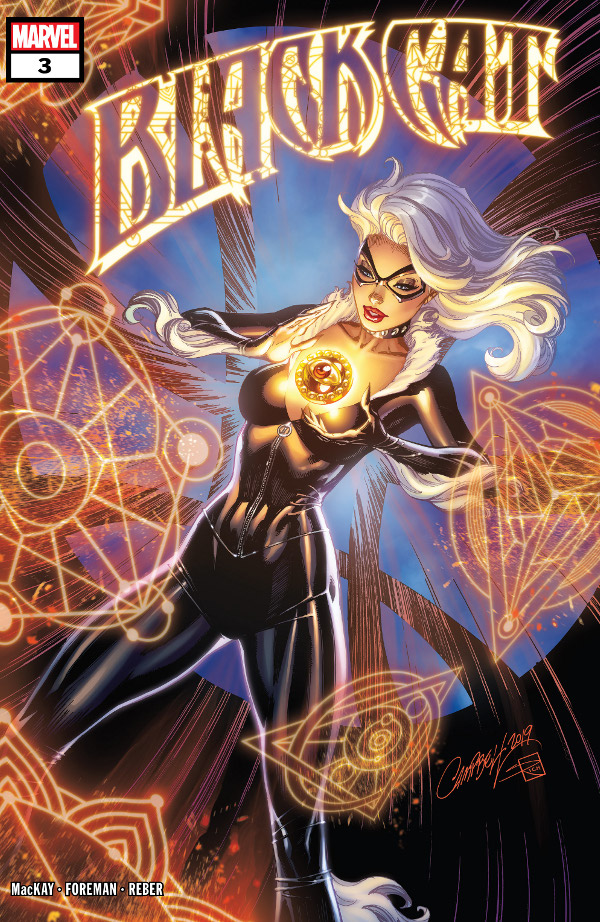 Black Cat #3 comic review