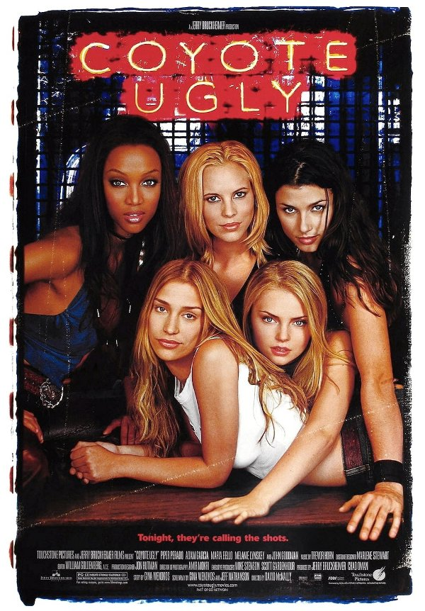 Coyote Ugly DVD review