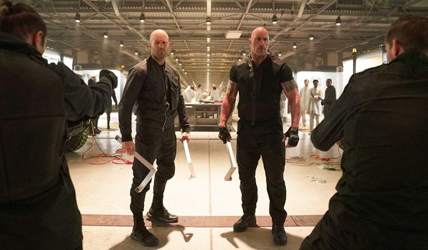 Fast & Furious Presents: Hobbs & Shaw movie review