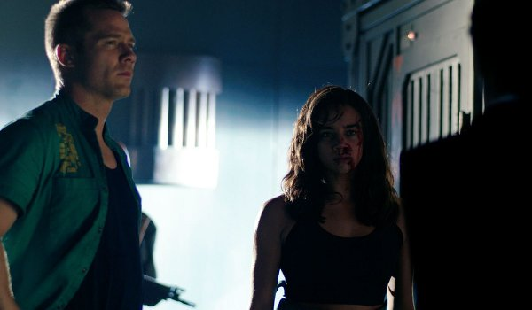 Killjoys - A Bout, A Girl #tvreview