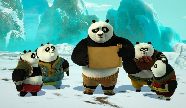 Kung Fu Panda: The Paws of Destiny - Blade of the Red Phoenix television review