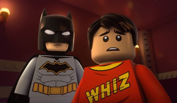 LEGO DC: Batman - Family Matters DVD review