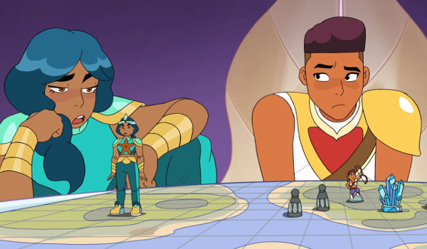 She-Ra and the Princesses of Power - Roll With It TV review