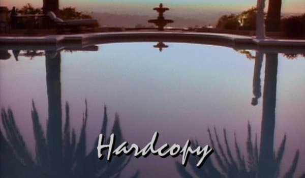 Silk Stalkings - Hardcopy television review