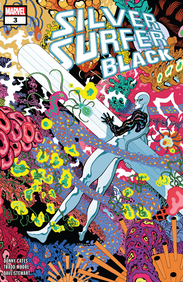 Silver Surfer: Black #3 comic review