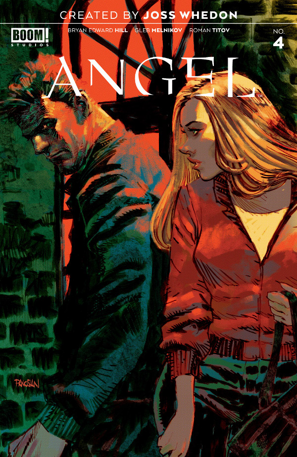 Angel #4 comic review