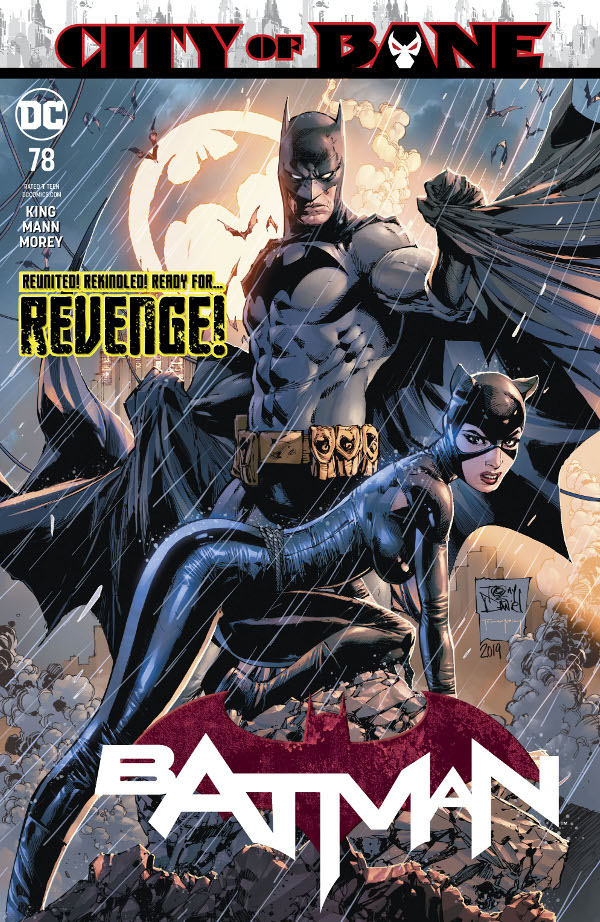 Batman #78 comic review