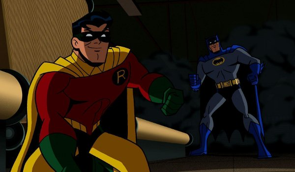 Batman: The Brave and the Bold - The Color of Revenge! TV review
