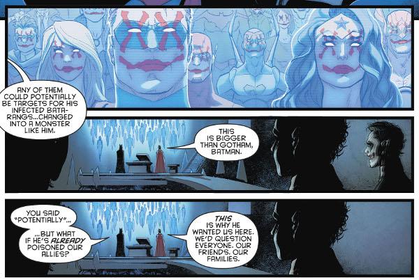 Batman/Superman #1 comic review