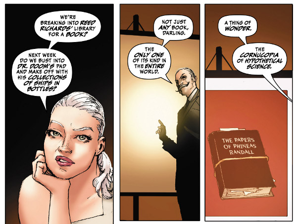 Black Cat #4 comic review