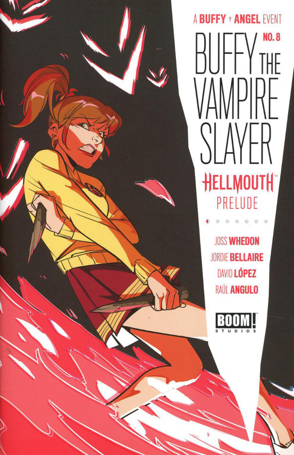 Buffy the Vampire Slayer #8 comic review