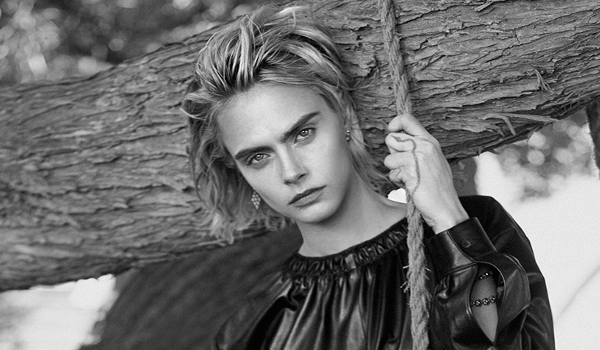 Cara Delevingne - Marie Claire (September 2019)