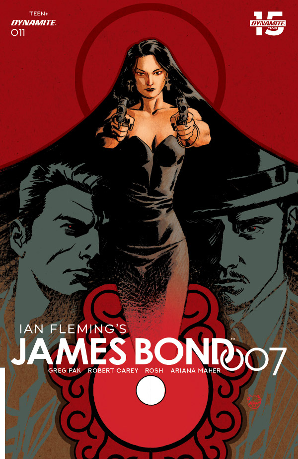 James Bond 007 #11 comic review