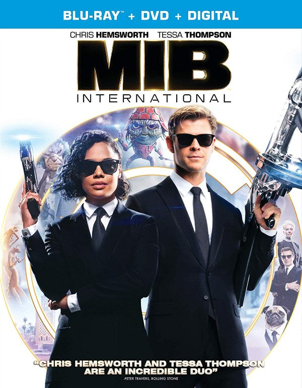 Men in Black: International Blu-ray review