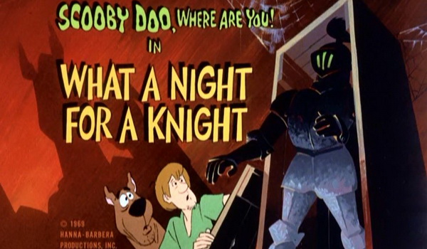 Scooby Doo! - What a Night for a Knight TV review
