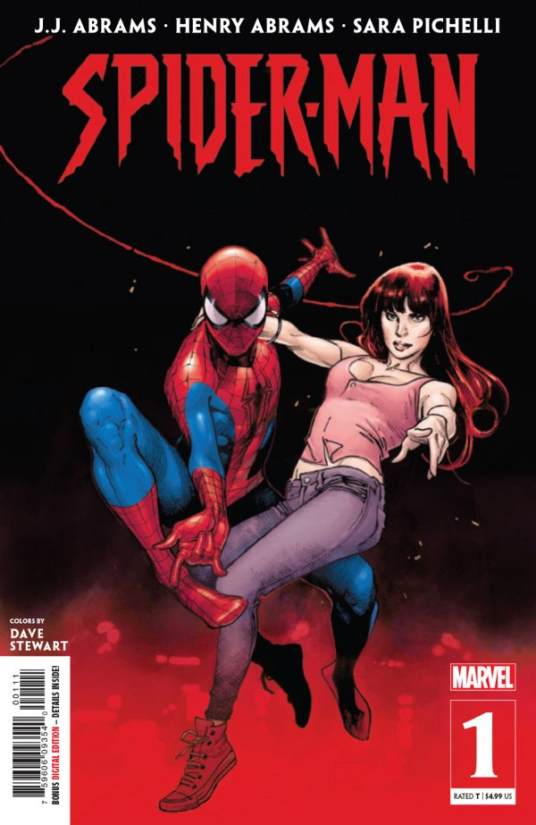 Spider-Man #1 comic review
