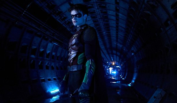 Titans - Rose / Ghosts television review
