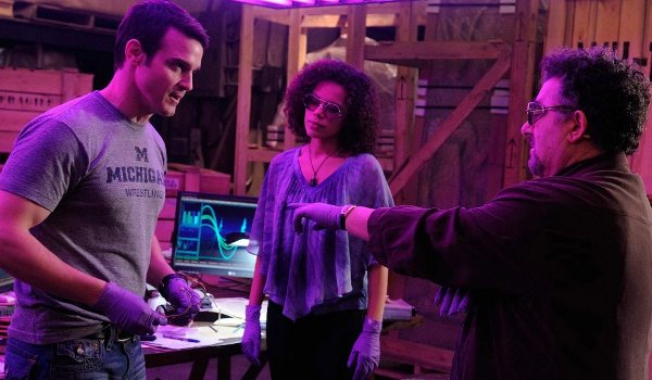 Warehouse 13 - The New Guy TV review