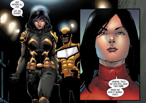 Batman & the Outsiders #6 comic review