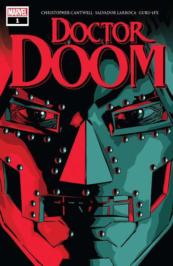 Doctor Doom #1 comic review