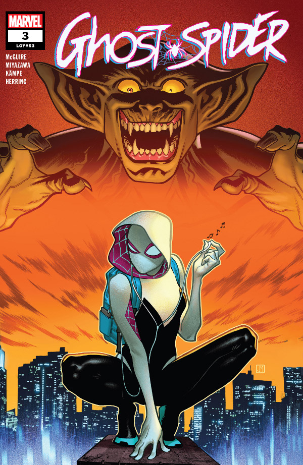 Ghost-Spider #3 comic review