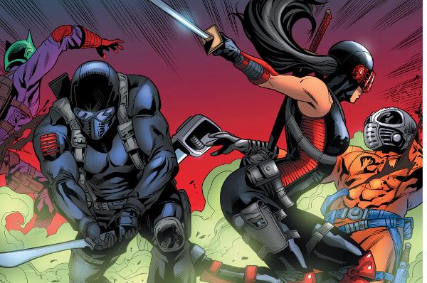 G.I. JOE: A Real American Hero #267 comic review