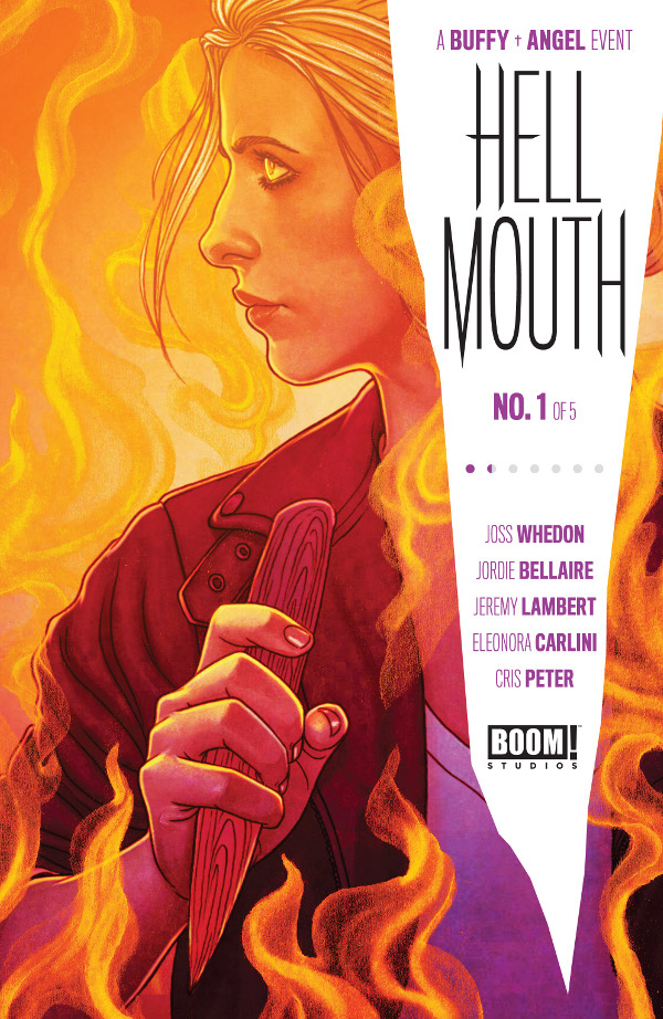 Hellmouth #1 comic review
