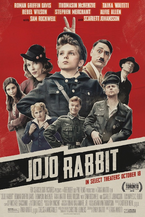 Jojo Rabbit movie review