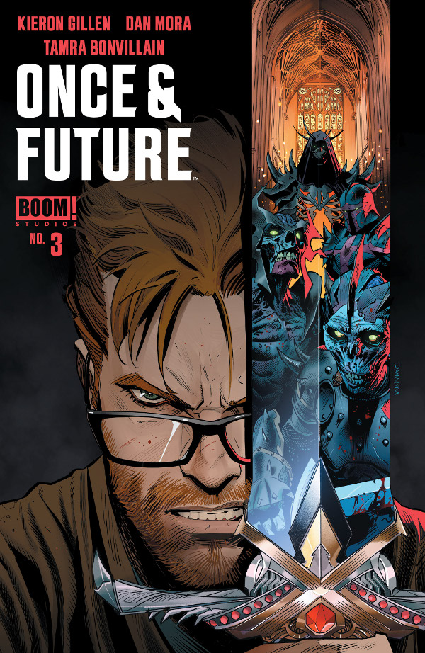 Once and Future #3 comic review