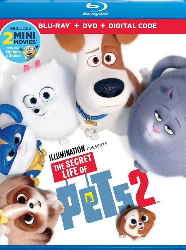 The Secret Life of Pets 2 Blu-ray review
