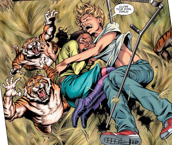 SHAZAM! #7 comic review