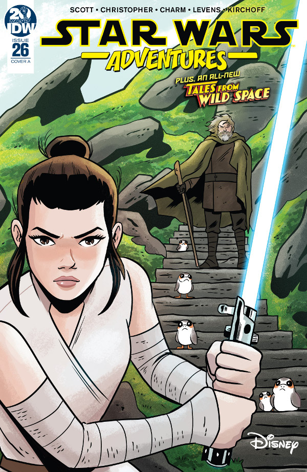 Star Wars Adventures #26 comic review