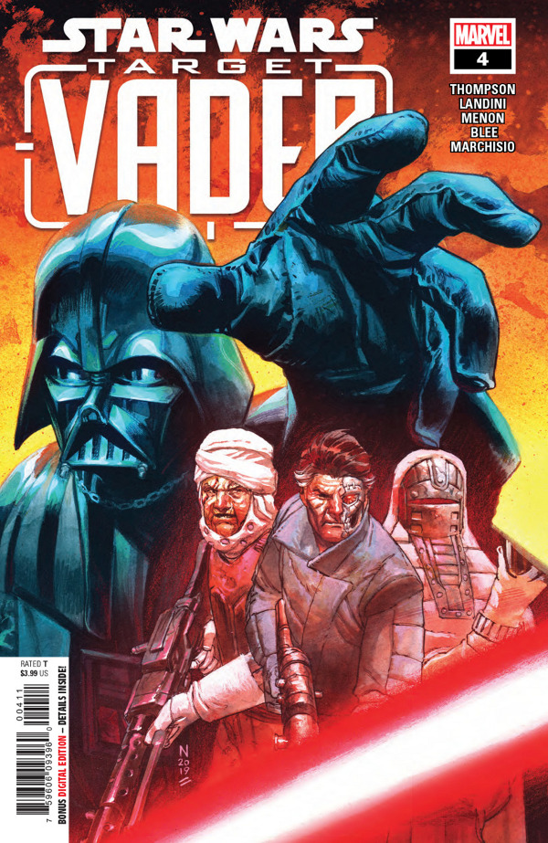 Star Wars: Target Vader #4 comic review