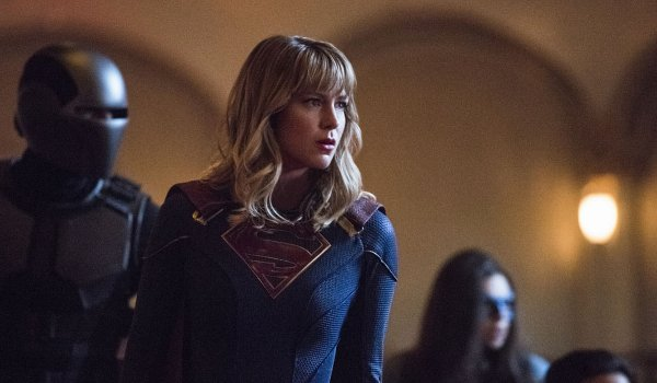 Supergirl - Event Horizon television review