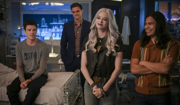 The Flash - A Flash of the Lightning television review